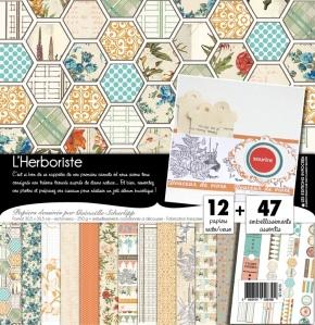 SET-0055 les carnets de l'herboriste, Gwénaëlle Scharlipp