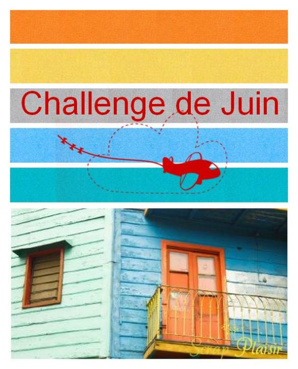 Challenge DT Infocrea Juin
