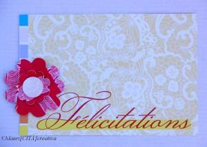 Carte Felicitations - Mauri