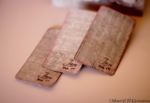 Magnifique - Marque Pages Scrap Mauri Cita