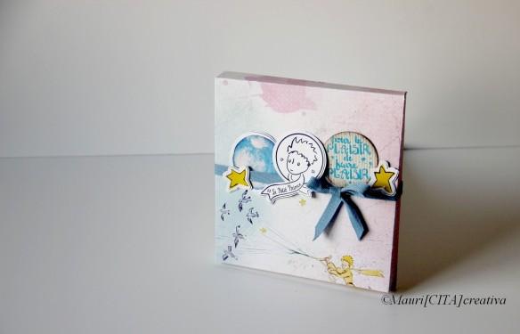 Boite cadeau Le Petit  Prince Mauri C