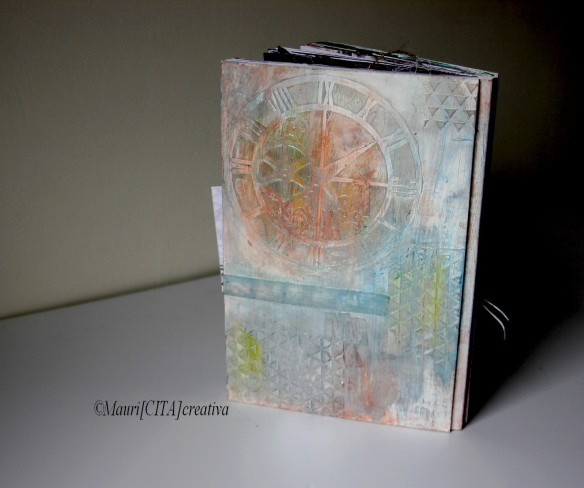 Art Journal Back Cover - Mauri Cita