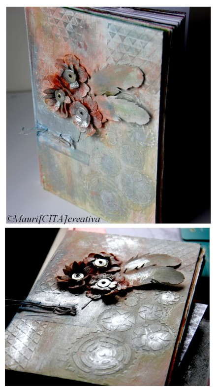 Art Journal Cover - Mauri Cita 6