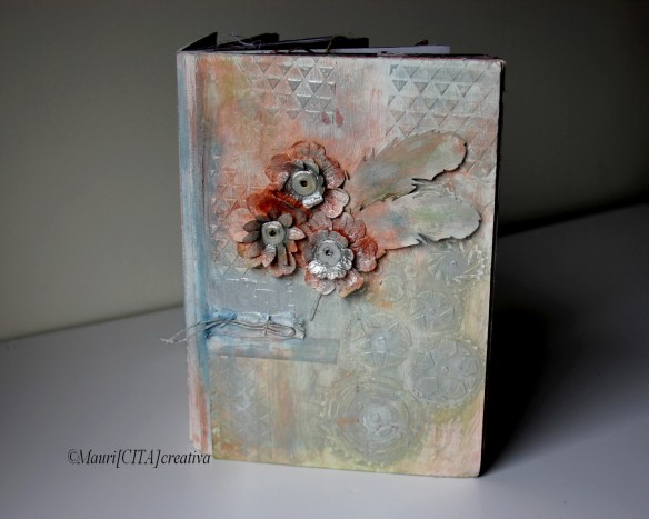 Art Journal Cover - Mauri Cita