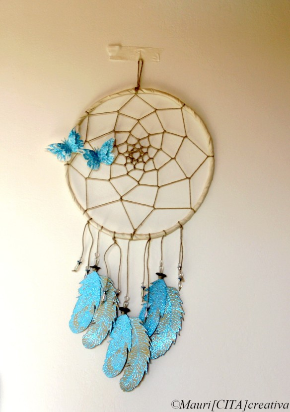 Attrape reve Dream Catcher1 Mauri Cita